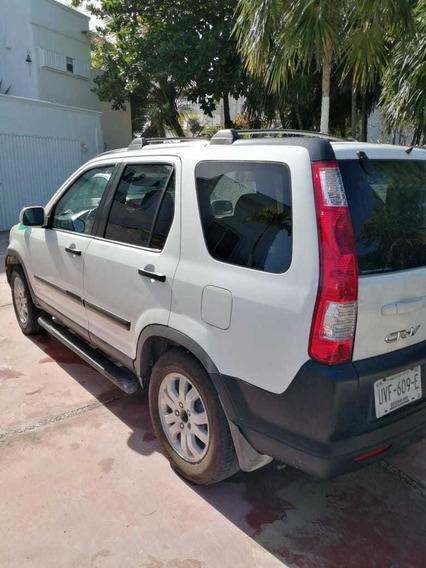 Honda Cr-v 2.4 Ex 156hp Mt 2006