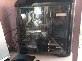 Cpu Core I7 7700k 16gb Gtx 1050ti 4gb