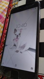 Celular Lg G5 Plus, Funcionando. (pantalla Rajada)