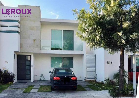 Casa En Renta Cluster Puebla Blanca Lomasdeangelópolis 2