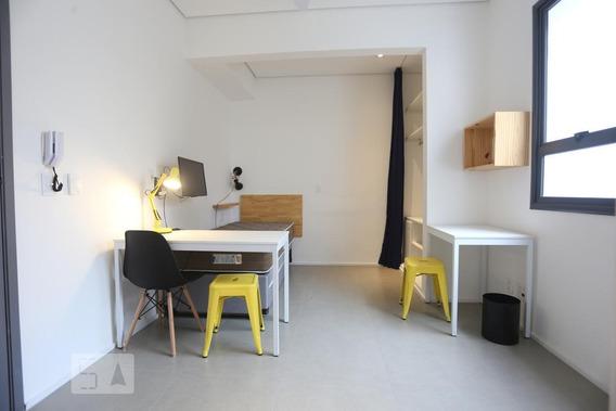 Apartamento Para Aluguel - Centro, 1 Quarto, 24 - 892997567