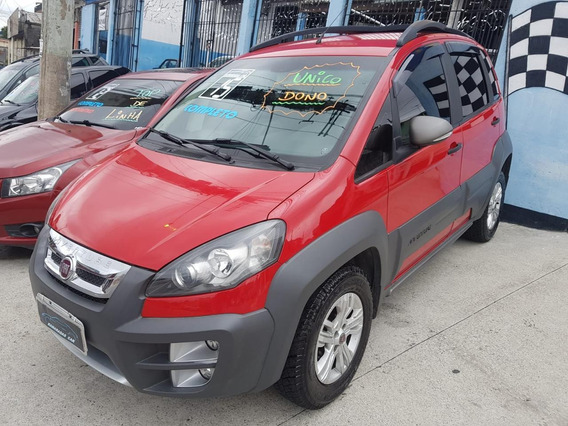 Fiat Idea Adventure 1.8 2015 Completo Flex 5p