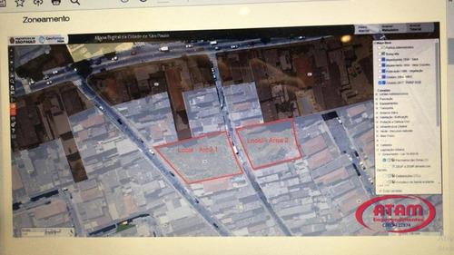 Imagem 1 de 3 de Terreno 2600m² Lauzane - Te0112