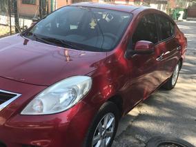 Nissan Versa 1.6 Exclusive At
