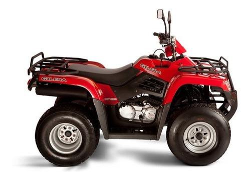 Cuatriciclo Gilera Fr 200cc Hot Bear - Motozuni Tigre