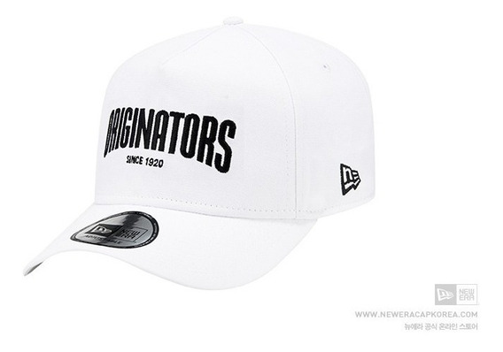 New Era Hombre Blanca True Originators 59fifty 11438084