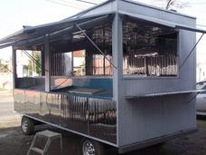 Fabrica De Trailer Y Carros Para Comida Rápida Vtfactoryc.a