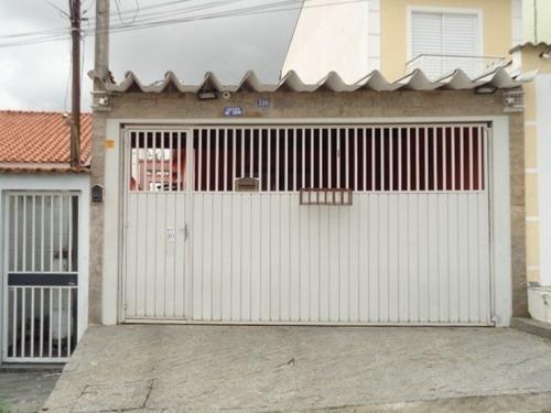 Casa 3 Dorms,c/ Móveis, Quintal, Bonsucesso Guarulhos Sp