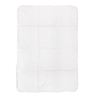 Tadpoles Toddler Comforter Box Patternwhite