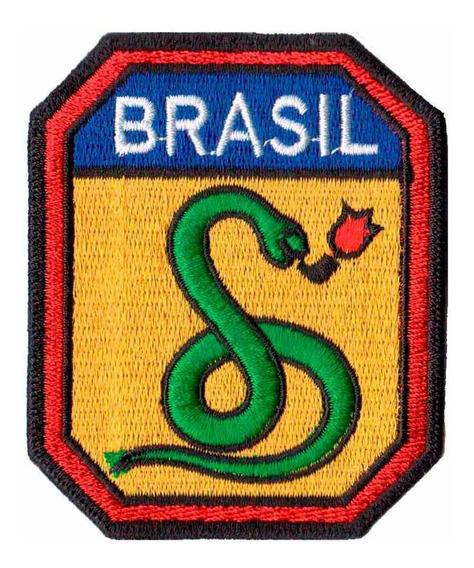 Patch Bordado - Feb Força Expedicionaria Brasil Ex10034