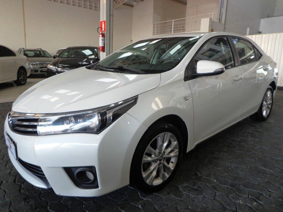 Toyota Corolla 2.0 Xei Automático 16v Flex 4p