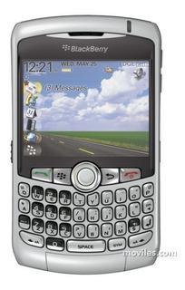 Celular, Blackberry 8310, Gris, Original, Nuevo Y Factura
