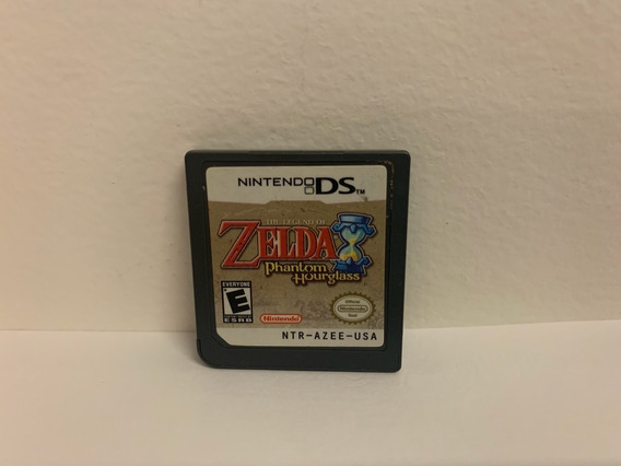 The Legend Of Zelda - Phantom Hourglass - Nintendo Ds