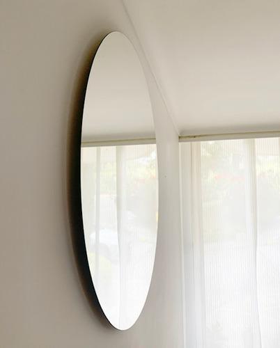 Espejo Decorativo Flotante Selva  90 Cm