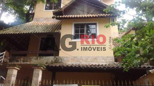 Casa Em Condomínio-à Venda-vila Valqueire-rio De Janeiro - Vvcn30044