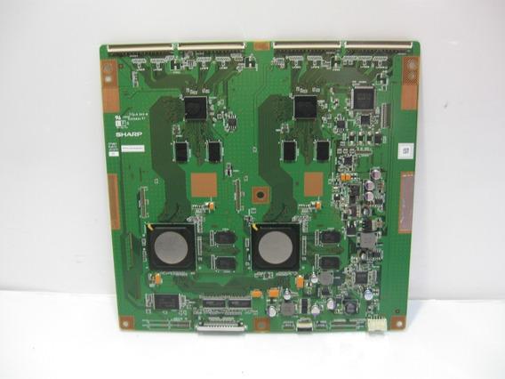 Defeito Placa Tcon Philips 40pfl9605d Cpwbx Runtk 4513tp Zz