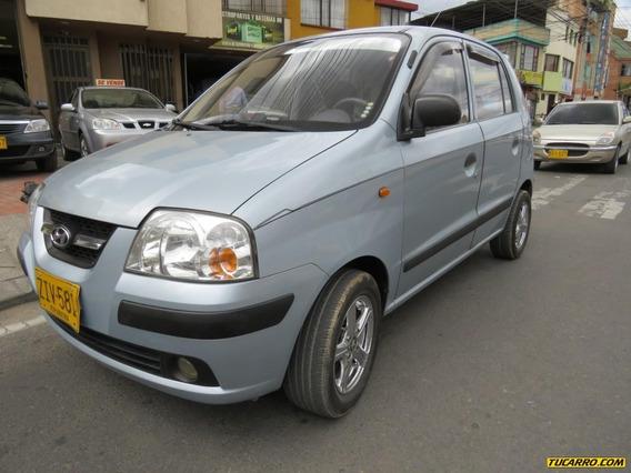 Hyundai Santro Mt 1000cc Aa