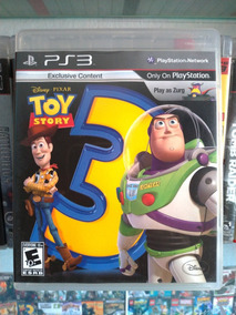 Toy Story 3® Mídia Física Playstation 3 Frete Gratis