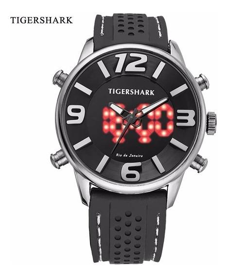 Relógio Masculino Tigershark