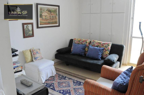 Imagem 1 de 18 de Apartamento Com 5 Dormitórios À Venda, 220 M² - Santo Amaro - São Paulo/sp - Ap33257