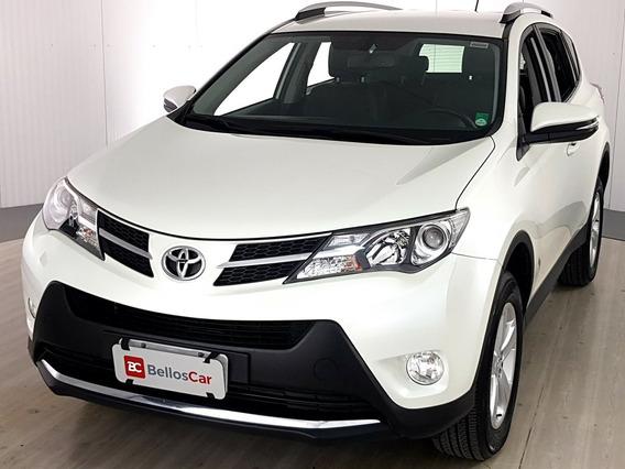 Toyota Rav4 2.0 4x4 16v Gasolina 4p Automático 2013/2013