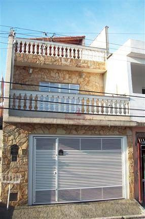 Sobrado Com 3 Dormitórios À Venda, 204 M² Por R$ 585.000,00 - Jardim Maristela - São Paulo/sp - So0087