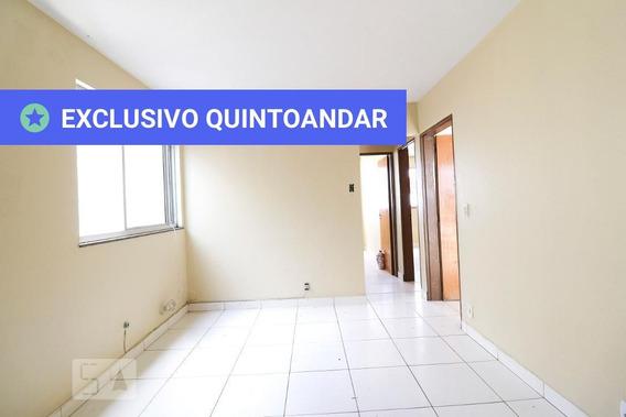 Apartamento No 4º Andar Com 2 Dormitórios - Id: 892958559 - 258559