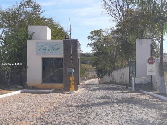 Lote Para Venda Em Funilândia, Condominio Vale Verde - Lote30_1-1118384