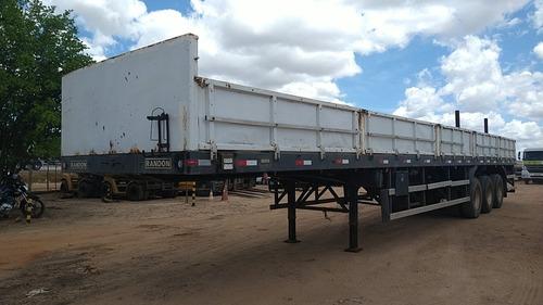 Randon Porta Container Carga Seca - 2885