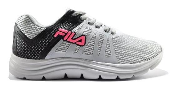 Zapatillas Fila Mujer Estilo Running, Tiempo Libre - Envíos