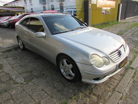 Mercedes-benz C 200 Sportcoupe Kompressor 2.0 2p 2001