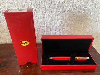 Bolígrafos Ferrari Sheaffer Rojo Y Amarillo