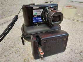 Sony Cyber-shot Dsc-h55 (zoom Ótico 10x)