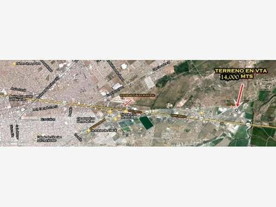 Terreno Comercial En Venta Carr Mexico