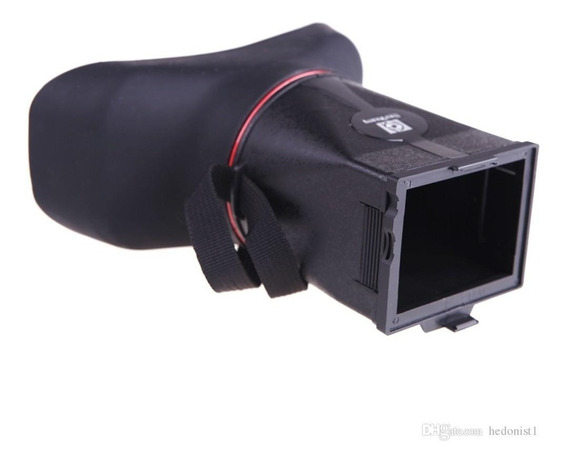 Visor De Tela Lcd Para Canon 5d Mark2 Envio Imediato