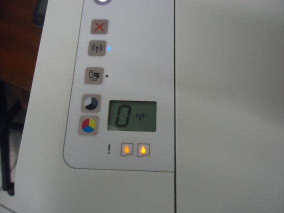 Impressora Hp Deskjet Inkjet Advantage 2546 C/ Defeito