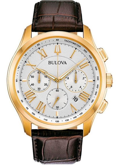 Relógio Bulova Masculino Classic 97b169