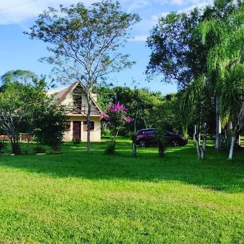 Chácara Com 8 Dormitórios À Venda, 48000 M² - Imóvel Cataratas - Gleba Ii - Foz Do Iguaçu/pr - Ch0006