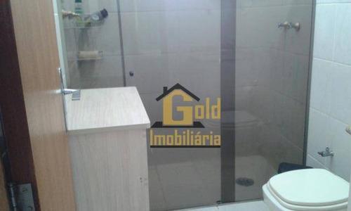 Casa Com 2 Dormitórios À Venda, 210 M² Por R$ 275.000 - Parque Das Andorinhas - Ribeirão Preto/sp - Ca0952