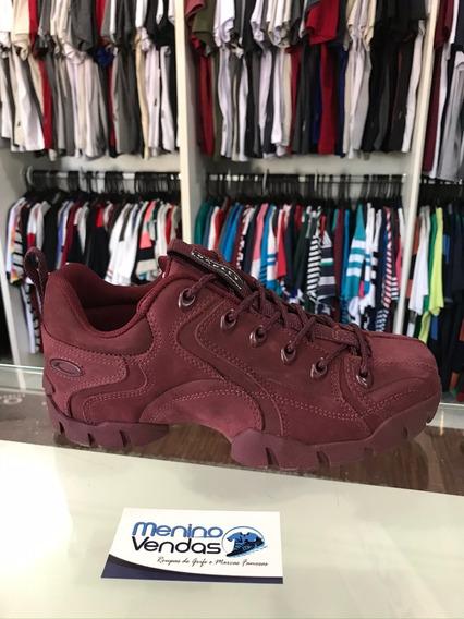 Tenis Oakley Flak Sneaker Roxo