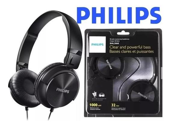 Fone De Ouvido - Philips Shl-3060 Dj-style (990472)