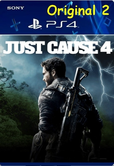 Just Cause 4 - Psn Code 2 Portugues Env Agora