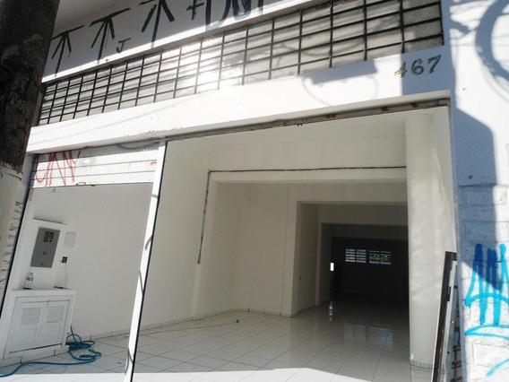 Salão Em Mirandópolis, São Paulo/sp De 203m² Para Locação R$ 8.000,00/mes - Sl528226