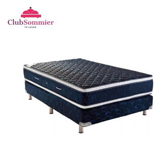 Sommier Blue Elegance Kavanag Espuma 200x160x55