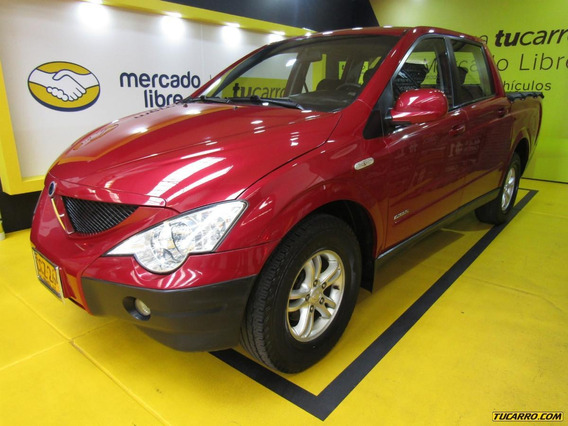 Ssangyong Actyon Sport 200