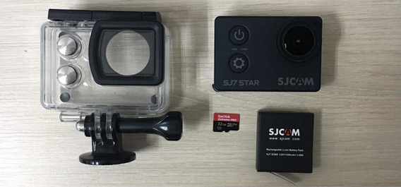 Câmera Sjcam Sj7 Star Wifi Filmadora 16mp 2.0 Original 4k