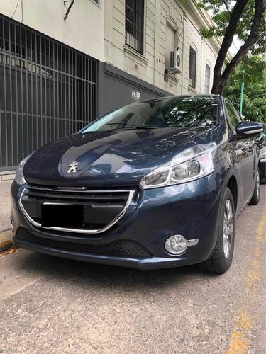 Peugeot 208 1.6 Allure Touchscreen 2015 -34.000km