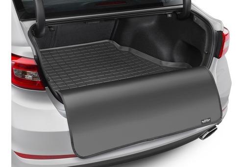 Tapete Uso Rudo Weathertech Audi A6 2012-2018 - Cajuela