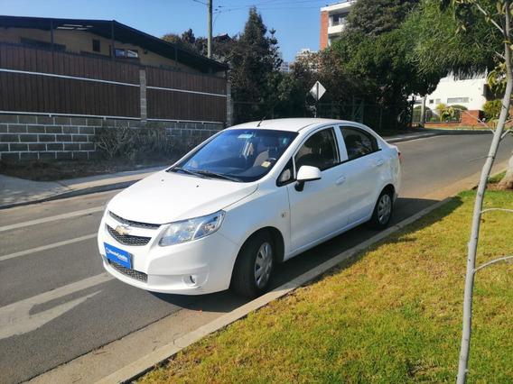 Chevrolet Sail Lt 1.4 2015