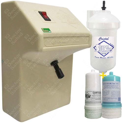 Planta Ozono Bg Filtro Agua Kit R4 + 2 Cartuchos G R A T I S